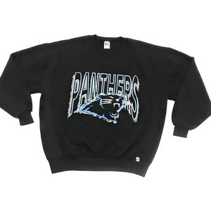 Vintage 1994 NFL Carolina Panthers Sweatshirt USA